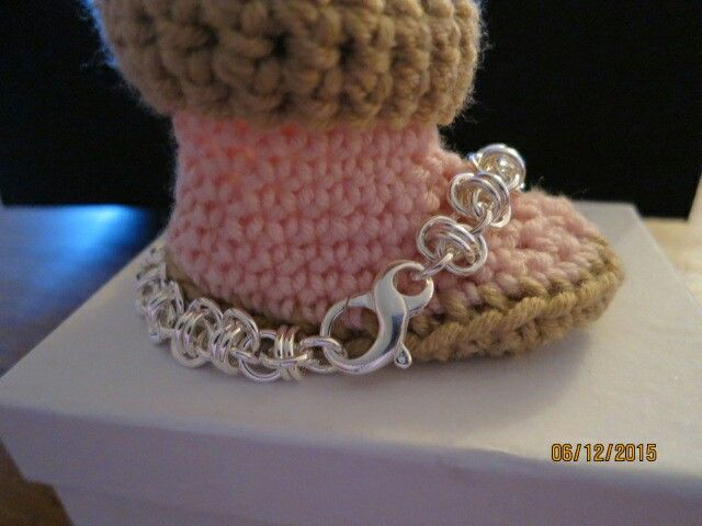 Silver bracelet by Jante 2015