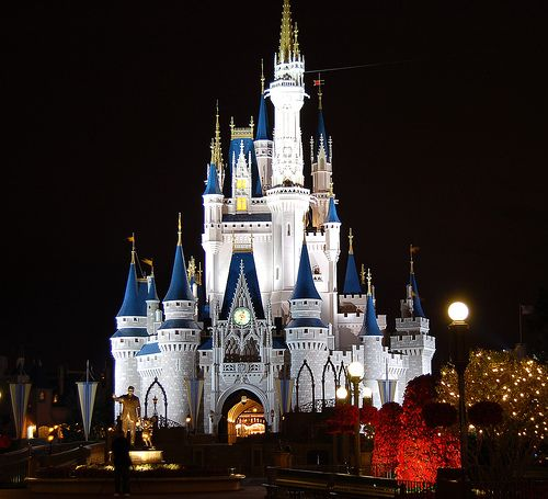 Still haven't been to Disney World..I'll make it there eventually!