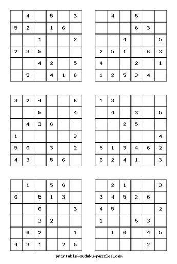 Imprimir Sudokus Para Ninos Mates Sudokus Juegos De Matematicas
