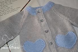Risultati immagini per schema maglia ai ferri bambina