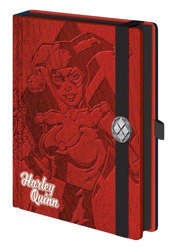 Harkey Quinn Notebook