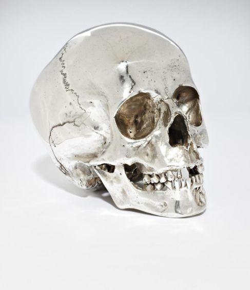 Lovely skull for the home