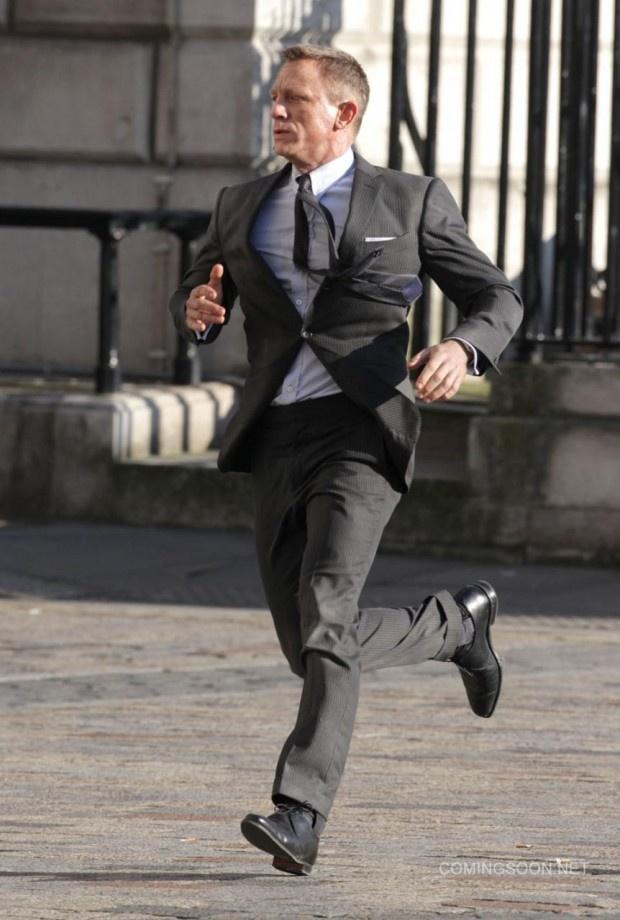 Daniel Craig as James Bond in 'Skyfall'