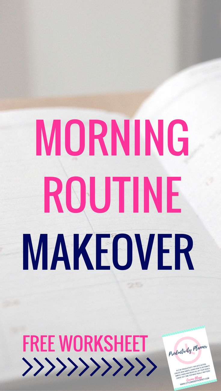 The 106 best Routines images on Pinterest | Families, For kids and ...