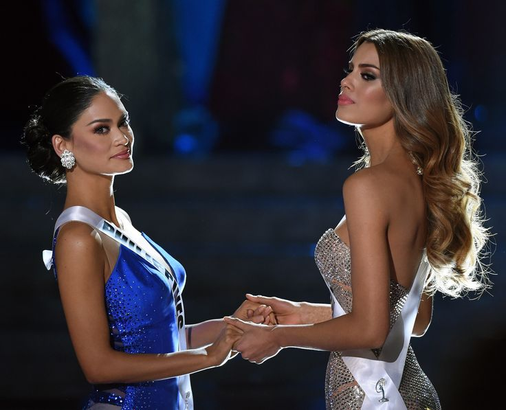 Watch the Awkward Moment Steve Harvey Announced the Wrong Winner At the Miss Universe Pageant