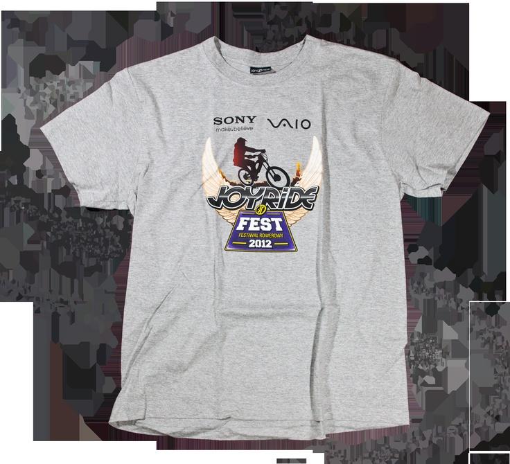 Joy Ride Fest 2012 mens t-shirt