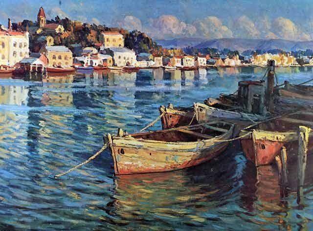 pintores chilenos Arturo Pacheco Altamirano - Buscar con Google
