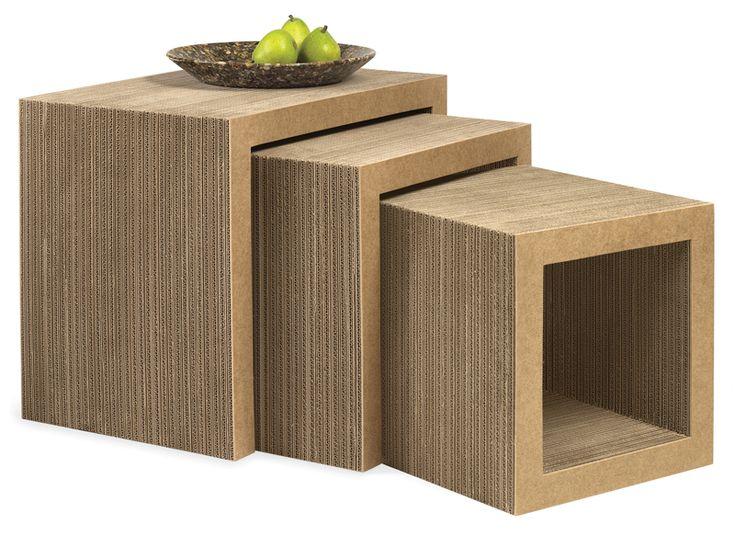 65 mejores im genes de muebles hechos con cart n en - Imagenes de muebles de carton ...
