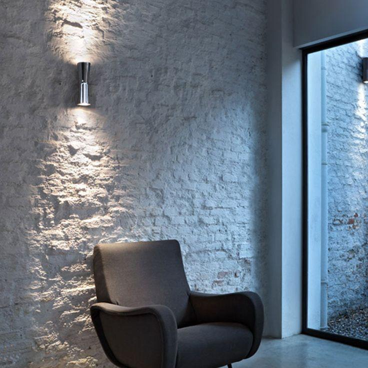 Clessidra 20 Deg Wall Sconce | Flos Lighting at Lightology