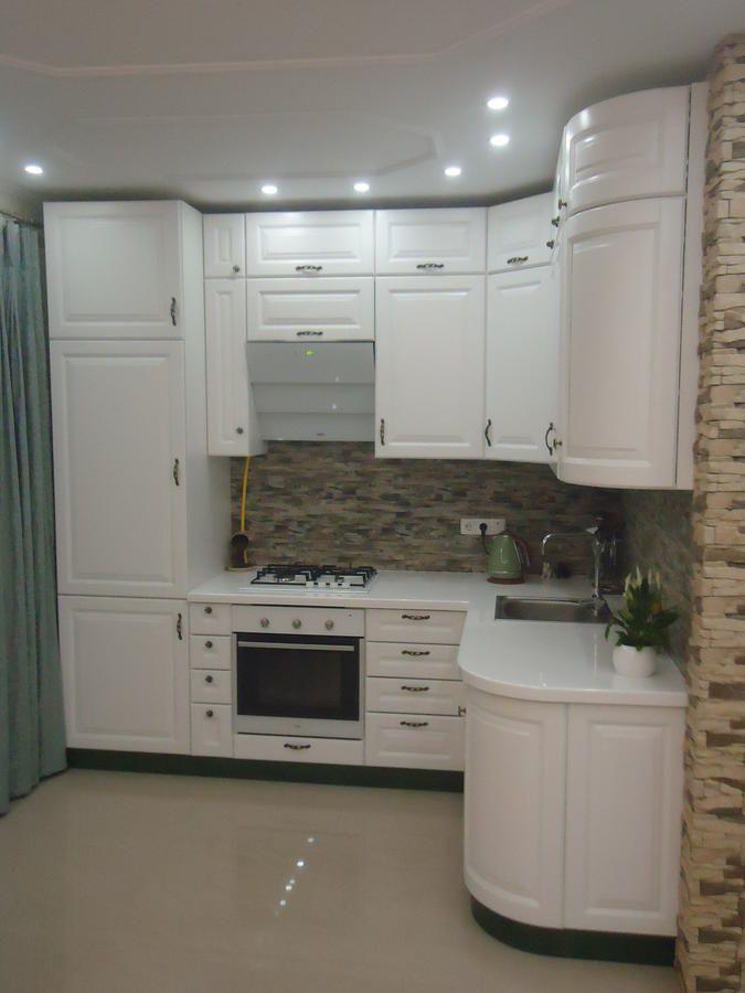 Кухня -массив ольхи | Кухни из дерева Киев