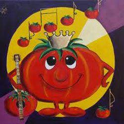 Sagra del pomodoro 2013 a Croce di Monte Colombo cucinato in tanti modi. Musica romagnola, stand gastronomici ed ottimo vino sangiovese in un paesino della Romagna