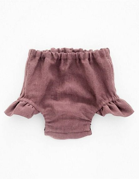 Handmade Linen Baby Bloomers by moonroomkids on Etsy