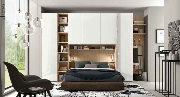 Oltre 25 fantastiche idee su idee per la stanza da letto - Stanza da letto piccola ...
