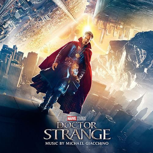 Doctor Strange (Original Motion Picture Soundtrack) by Michael Giacchino