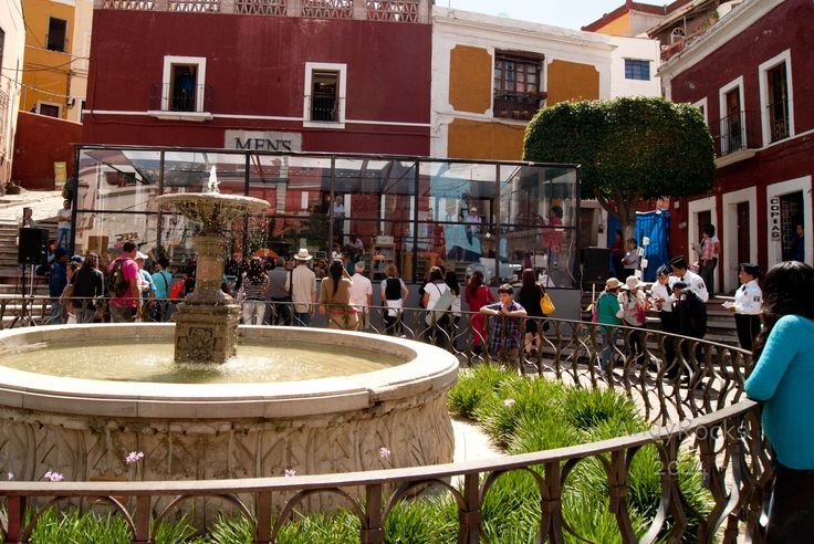 Plaza de San Fernando #Guanajuato