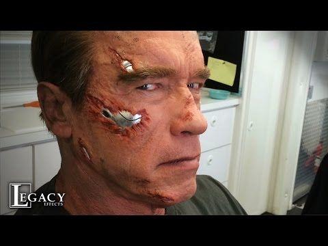 Terminator Genisys: Making the Terminator - Animation