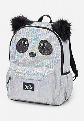 Sparkle Panda Backpack