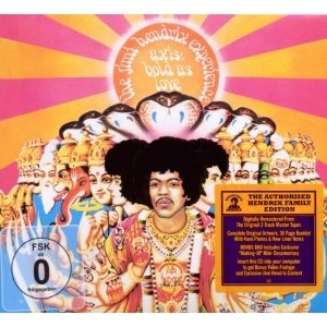 Axis Bold As Love Jimi Hendrix