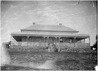 My White Homestead: Old Australian Homesteads