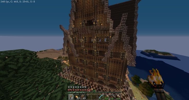 Karanteeni Minecraft