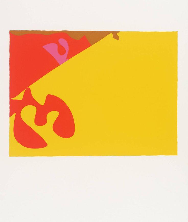 Patrick Heron [no title] 1978