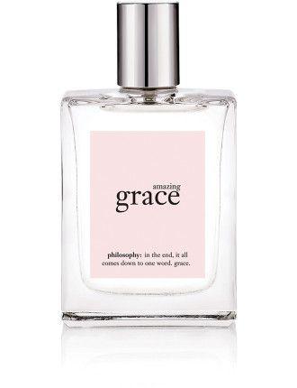 Philosophy Amazing Grace Eau de Toilette 60ml #davidjones #beauty #scent #fragrance #perfume #shop #philosophy