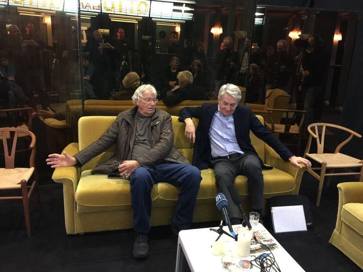 Pressekonferenz mit Gerhard Polt zum Forum Humor in München!