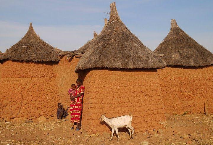 Sudan hut complex idea - Page1