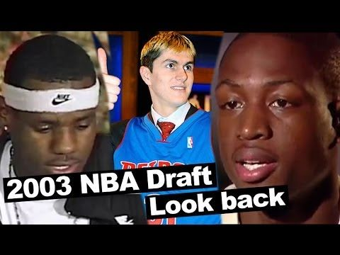2003 NBA Draft Look Back - 10 Years Later