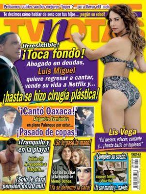 Nombre Revista :  TV Notas México                                                     Fecha:  9 Mayo 2017                        ...