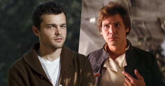 HAN SOLO Actor Alden Ehrenreich Praises Costar Donald Glover And Teases A Younger Take On Chewbacca