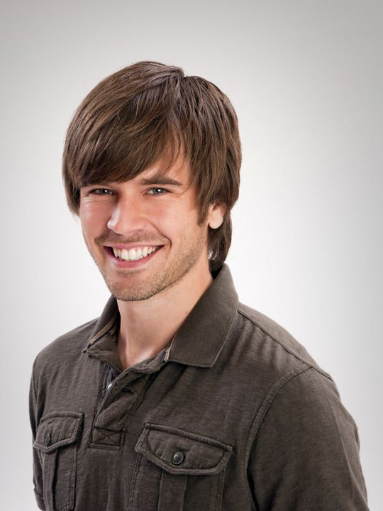 Sheesh, that smile! What's not to love about Graham Wardle? :D