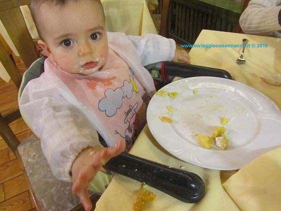 Sebastiano al ristorante
