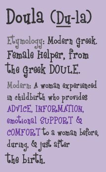 how to get a doula