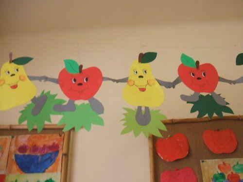 őszi dekoráció papírból csiga - Google keresés