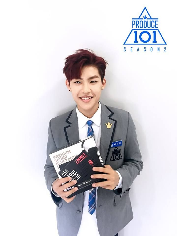 Brand New Music  Brandnew boys Park Woojin 박우진  Produce 101 Season 2