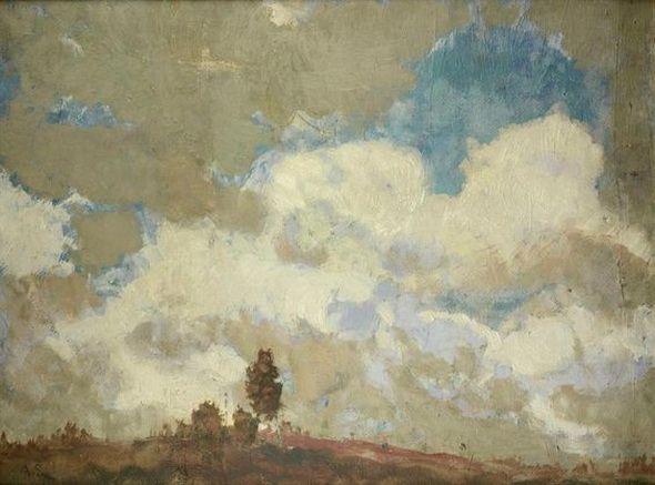 Antonin Slavicek -  Clouds Medium
