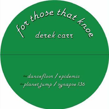 Derek CARR - Knoe 5/1 - For Those That Knoe