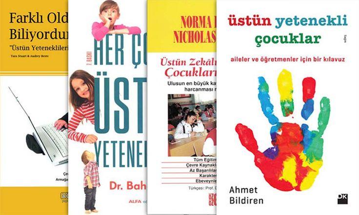 Üstün Yetenekli ve Zeki Çocukların Dünyasına Keşif Yapan 7 Kitap