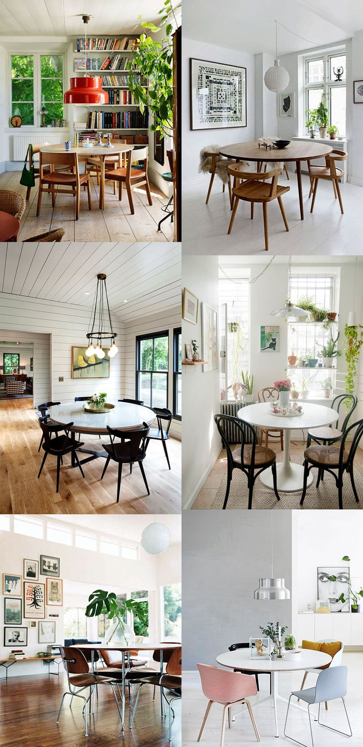 Tips på hur man kan dekorera runt bord (t.ex. för soffbordet).