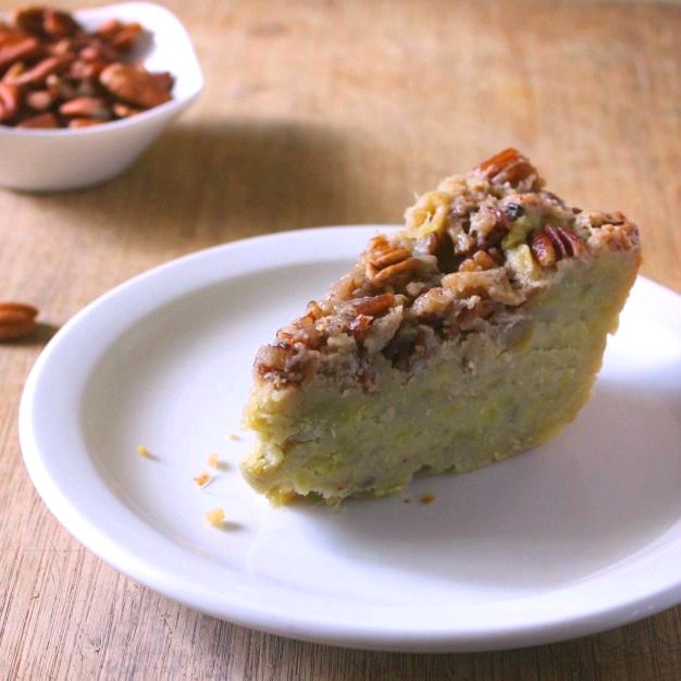 Sweet Potato Casserole with Brown Sugar Pecan Topping - Jessiker Bakes ...