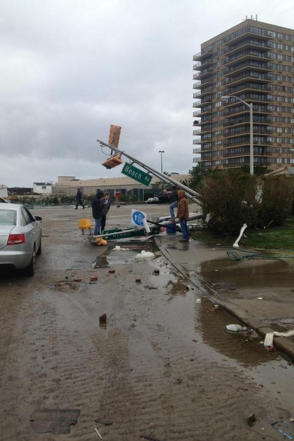 Jennifer N Eℓ Jenniferrrnoell On Twitter Jersey Shore Hurricane Sandy Sea Bright