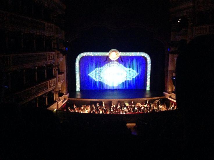 #loschiaccianoci #teatrosancarlo #napoli #italia #dicembre2014 #natale