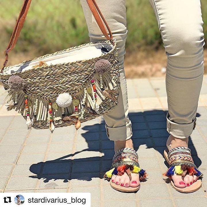 Empezamos el sabado enamoradas de los complementos que luce @stardivarius_blog no os encanta para este verano? Pedidos direct  y967697673