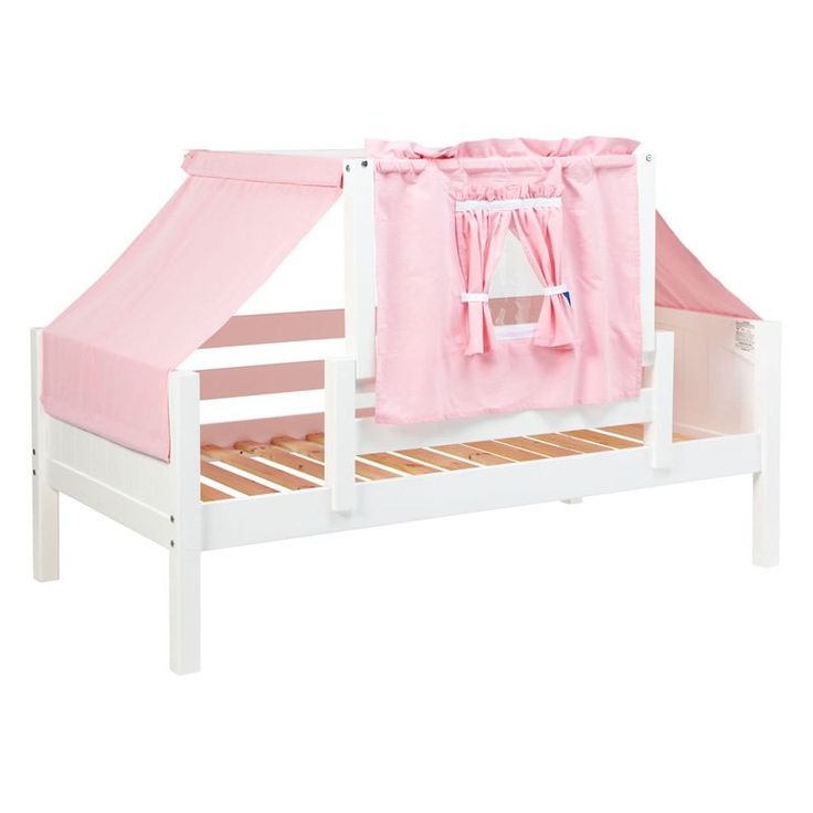 Yo Panel Girl Tent Daybed Pink and White Tent - MXTX209-1