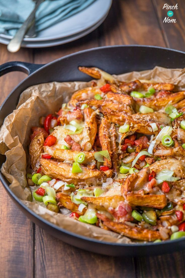 Syn Free Dirty Fries | Slimming World-13