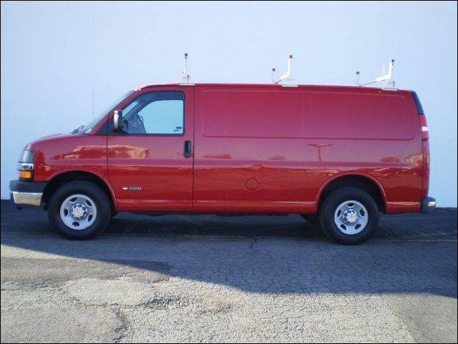 40 Chevrolet Cargo Van For Sale