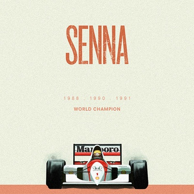 Never forgotten, Mr Senna!