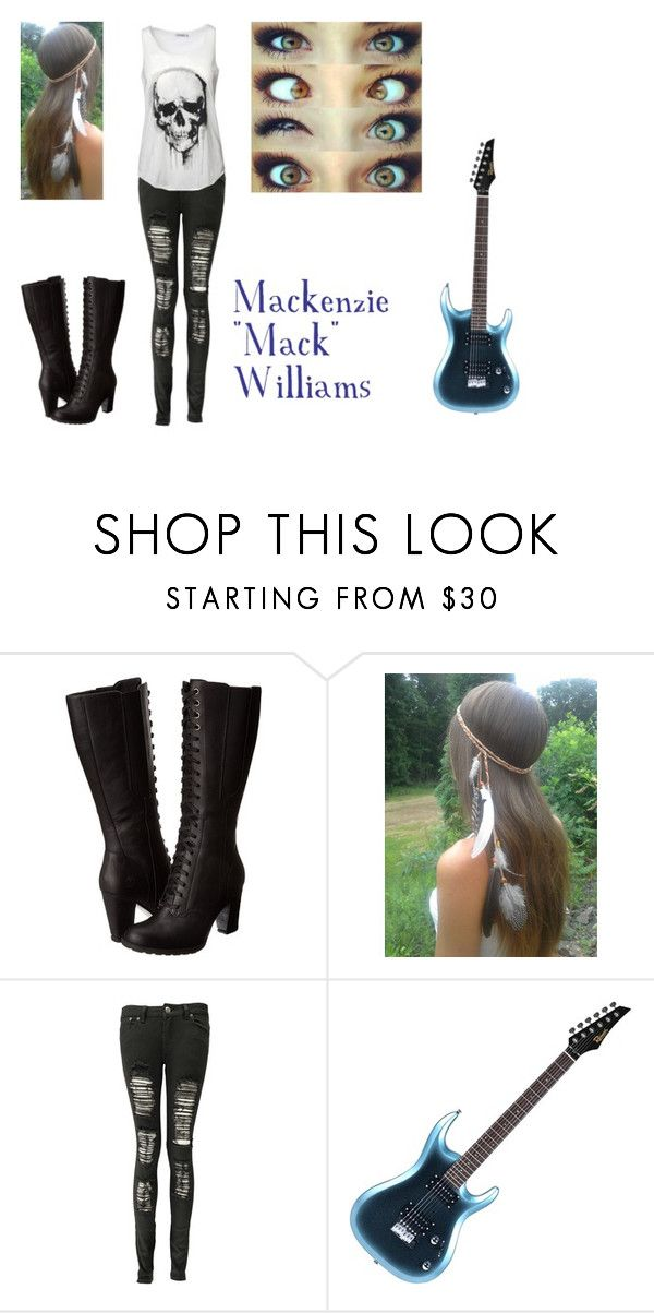 """""""Love Bites (So Do I)"""" by spirit-of-halloween ❤ liked on Polyvore featuring Timberland, Free People and Boohoo"""