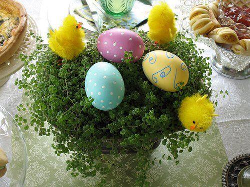 Ötletes húsvéti asztal terítékek!